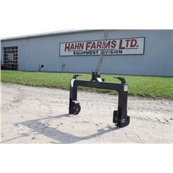 heavy duty quick hitch, Cat2