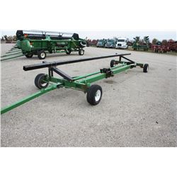Horst 25' adjustable header wagon