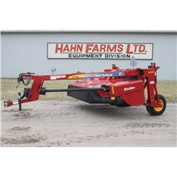 "2014 NH H7220 discbine,  9'2"" cutting width, conditioning rolls, low acres"