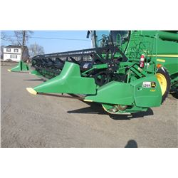 2012 JD 630F 30' hydra flex head, low  dam, fine cut knife, recent updates, excellent