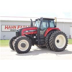 2012 Versatile 250 4wd tractor, cab, air, 480 80R46 axle duals Michellin, super steer, 540/1000 pto,