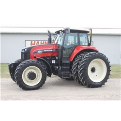 2012 Versatile 305 4wd tractor, cab, air, powershift, super steer, front weights, 480 80R46 axle dua