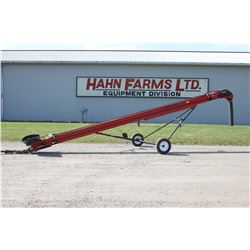 Easy-Vey 26' belt conveyor, hyd. drive