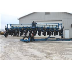 2009 Kinze 3650 12/23 NT interplant planter, center fill, KPM 2  monitor, cast closing wheel, seed f