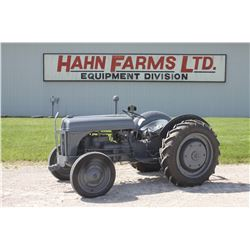 Ford 9N 2wd tractor, step up transmission, restoed, excellent