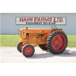 MM Z 2wd tractor, restored, excellent