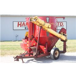 NH 353 mix mill, loading auger, 13' unloading auger