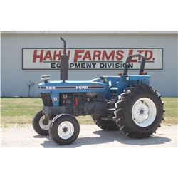 Ford 5610 S 2wd tractor, rops, 18.4x30, 8 speed, 2 remotes, 3450hrs