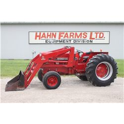 IH 684 2wd tractor, 2250 loader, very clean, 2640 hrs