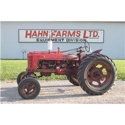 IH Farmall Super H tractor, wide front