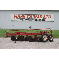 IH 540 4 furrow semi mount plow