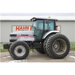 Agco White 6145 Workhorse 4wd tractor, cab, air, 18.4R-42 duals, powershift, 1734 hrs, one owner