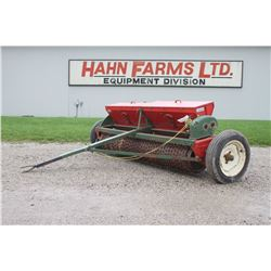 Brillion SST-961 8' grass seeder, double box, as new, 834 acres