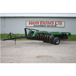 2016 Frontier DH5212 12' off set disc, low acres
