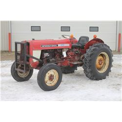 IH 354 2wd tractor, diesel, 13.6x28, 3563 hrs