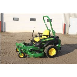 "2015 JD Z915B Zero turn mower, 60"" deck, 316 hrs"