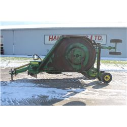 2013 JD HX 15 hyd. folding batwing mower