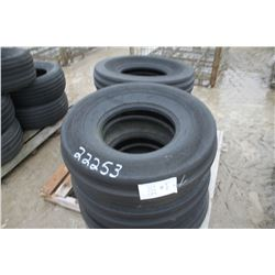 skid of 10.00-16 used tractor tires