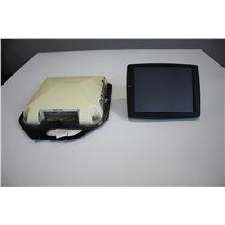 CIH 700 display and receiver