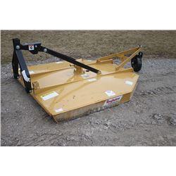 New King Kutter 6' rotary mower