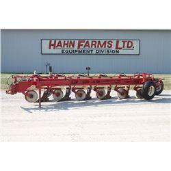 Kongskilde 600 Series 6 furrow plow, European bottom, hyd. reset