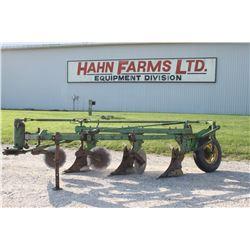 JD 145 3 furrow semi mount plow