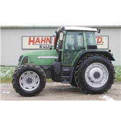 Fendt 712 4wd tractor, cab, air, 50K CVT, suspended front axle, cab supension, 460/85R38, 4 remotes,
