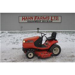 "2016 Kubota TG1860G  lawn tractor, 54"" deck, gas, 798 hrs"