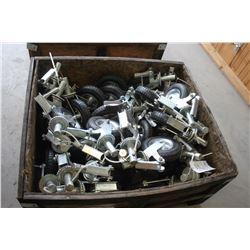 32- 2.50-4 scafolding wheels