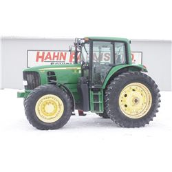 2007 JD 7330 Premium 4wd tractor, cab, air, 20 speed auto quad, 18.4x42, 3 remotes, 3799 hrs