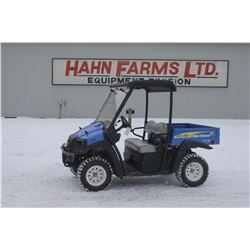 2013 NH Rustler 4wd XUV, roof, windshield, 660 hrs