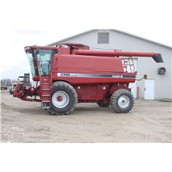 2004 CIH 2366 4wd combine, Mauer bin extension, 5200/3500 hrs, 30.5x32, well maintained