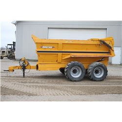 Weber Lane MD20 20 ton HD dump wagon