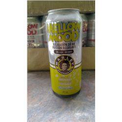12 CANS MARLEY MELLOW MOOD LEMON CITRUS