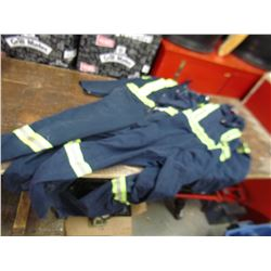 2 COVERALLS (SIZES: 46 TALL & 48 TALL)