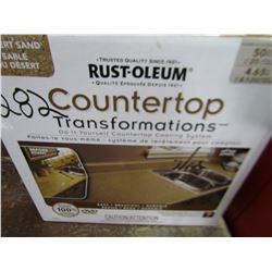 RUSTOLEUM COUNTER-TOP KIT (UP TO 50 SQUARE FEET)