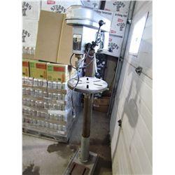 DRILL PRESS (BRICO) *1/2 HP-12 SPEED)