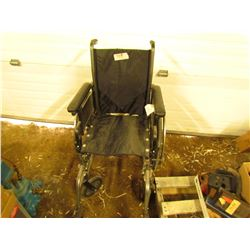 WHEEL CHAIR (VERY GOOD CONDITION)