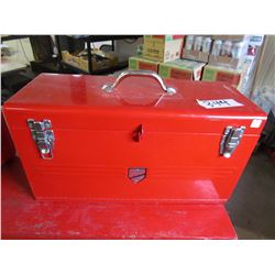 "BEACH TOOL BOX COMPLETE WITH TOOLS (7/8-2"" SOCKETS)"