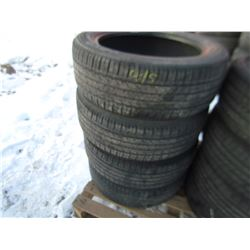 LOT OF 4 TIRES (225/55R/19) *TOYO*