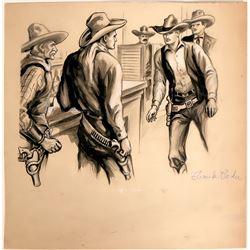 Gunfight Challenge  #109776