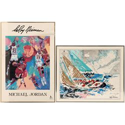 Two Leroy Neiman Posters  #110579