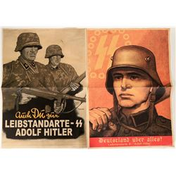 German WWII Hitler Posters - Repro #110753
