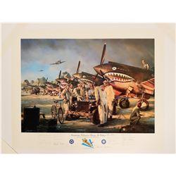 American Volunteer Group in China (Flying Tigers)  #109397