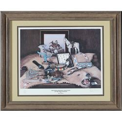 Framed Treasures from the Favell Museum Print by Anderson  #87655