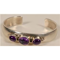 D. Livingston Amethyst Bracelet  #109118