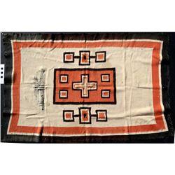 Navajo Rug large c.1920's  #109096