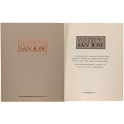 Book By Clyde Arbuckle, History of San Jose  #84410