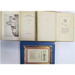 California History Books (3)  #63328