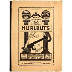 Hurlbut's Key to Economy  #91283